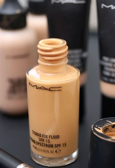 Mac Fix Fluid Foundation mac unsung heroes mac studio fix fluid foundation