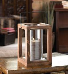 Wholesale Patio Accessories Wholesale Rustic Garden Wooden Hanging Candle Lantern