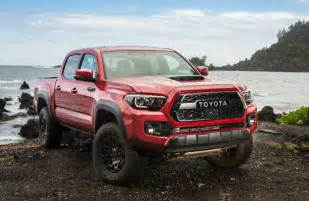 Toyota Tacoma Diesel 2018 All New Toyota Tacoma Diesel Review Price Design