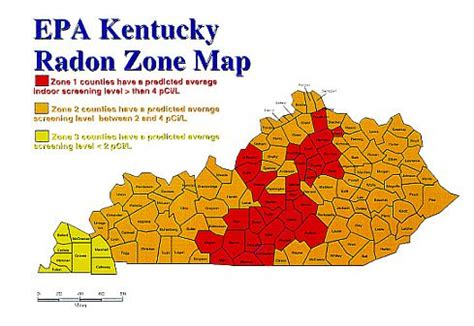 kentucky map with time zones louisville falls for radon hoax again ilocalnews