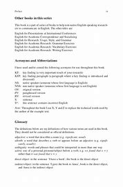 Image result for writing a preface for a research paper