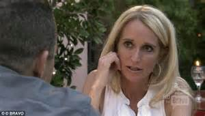 what is the secret kim richards has about lisa rinnas husband the real housewives of beverly hills russell armstrong