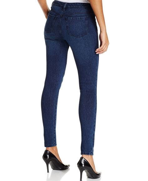 Style Co Denim T3010 1 lyst style co fit denim in blue