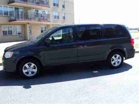 2011 Dodge Grand Caravan Passenger by Find Used 2011 Dodge Grand Caravan Crew Mini Passenger