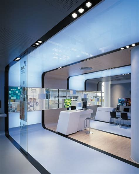 retail banking corporation bank energy cells rwe customer service centre by d design