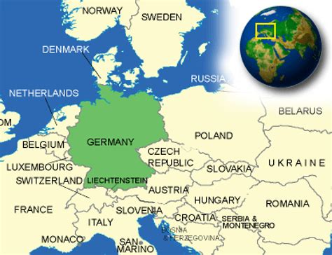 country that uses traditional economy map of germany terrain area and outline maps of germany