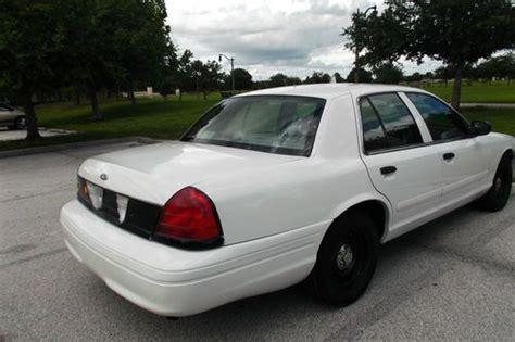 find   ford crown victoria police interceptor sedan  door   orlando florida