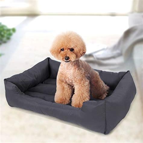 cucce da interno per cani di piccola taglia songmics cuccia per cani di piccola e media taglia da