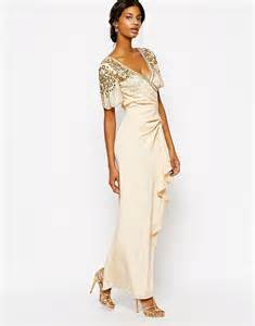 virgos lounge virgos lounge grace maxi dress with