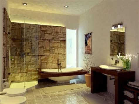 badezimmer steinfliesen 110 originelle badezimmer ideen archzine net
