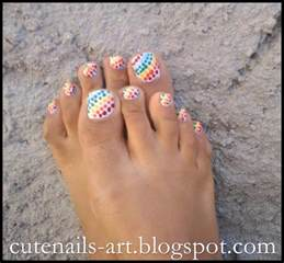 summer toe colors cutenails 4 summer pedicures easy designs