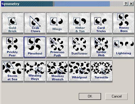 coreldraw bitmap pattern creating bitmap patterns coreldraw graphics suite