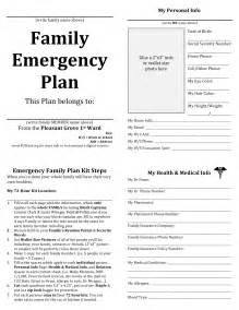 daycare emergency preparedness plan template emergency planning quotes quotesgram