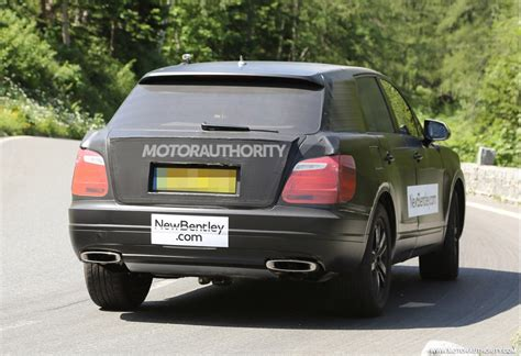bentley suv 2016 2016 bentley bentayga suv spy shots