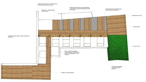 roof garden floor plan roof garden floor plan house plans with large space