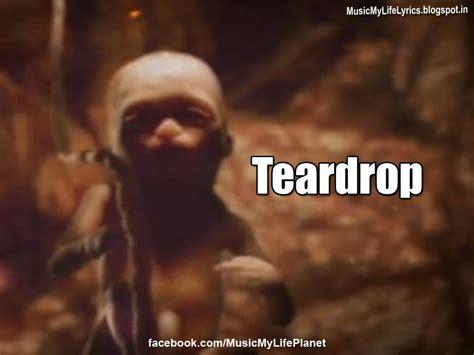 teardrop massive attack house music my life massive attack teardrop album mezzanine 1998