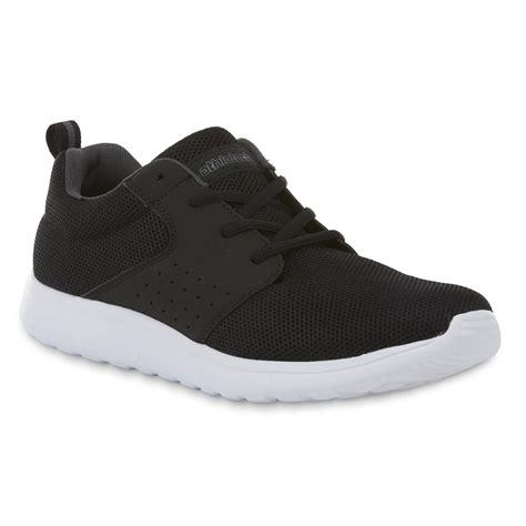 kmart mens athletic shoes athletech s speed 2 athletic shoe black