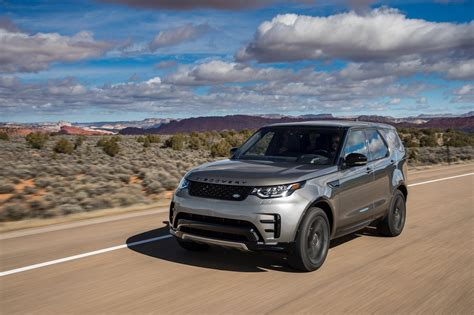 land rover car 2017 2017 land rover discovery review caradvice