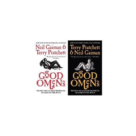 libro good omens good omens english wooks