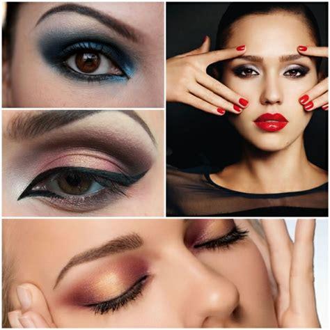 Schminktipps Braune Augen by Augen Make Up Braune Augen Tipps Und Tricks F 252 R Passende