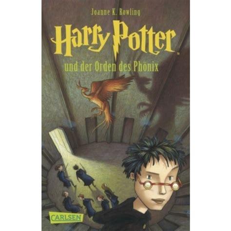 libro harry potter und der orden des ph 246 nix