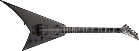 Gitar Jackson V Rr Black jackson guitars king v and randy rhoads pro series