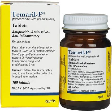 temaril p for dogs side effects temaril p