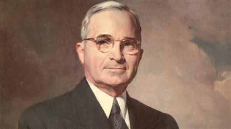 george washington harris biography harry s truman u s president biography com