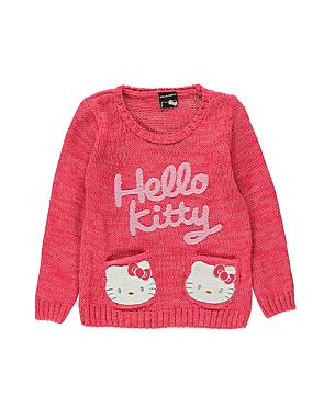 Hello Jumper hello knitted jumper george at asda