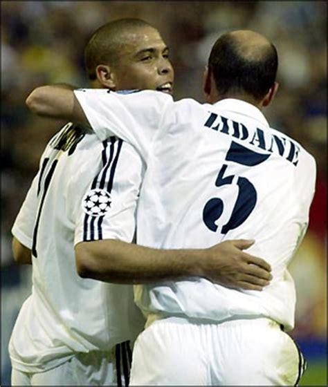 ronaldo juventus 2003 los partidos 06 05 2003 chions league real madrid juventus 2 1