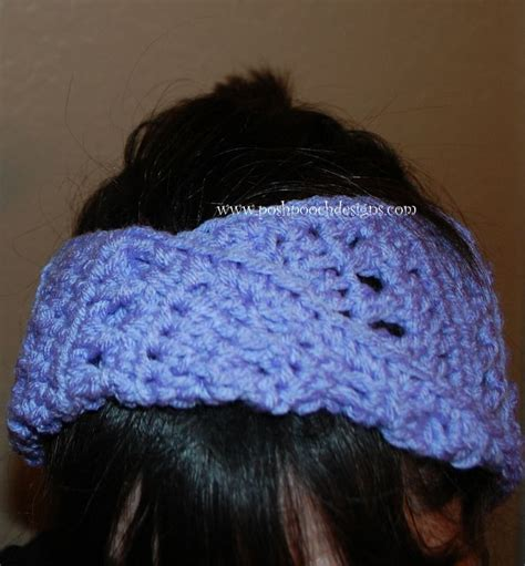 yarn headband pattern twisted headband 171 the yarn box crochet patterns for
