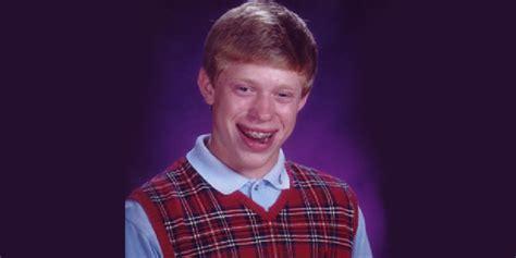 Bad News Brian Meme - bad luck brian admin related keywords bad luck brian