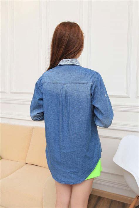 Kemeja Wanita Murah Jennir Kemz kemeja wanita lengan panjang murah terbaru model terbaru jual murah import kerja