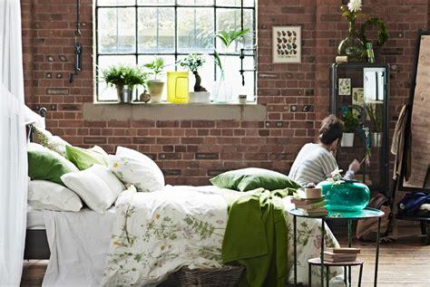 bedroom decoration flowers and botanical prints for spring