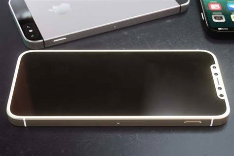 concept iphone se  features   screen display