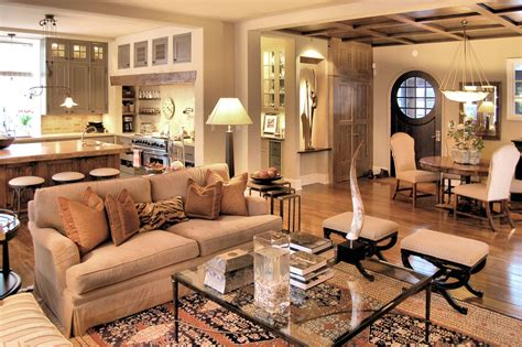 square glass coffee table Living Room Traditional with area rug decorative pillows