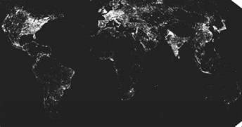 map of lights sokalski s ap macro map of the world at and of the