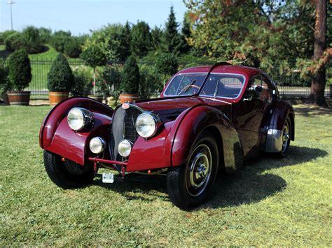 Bugatti 57sc Atlantic Wallpaper