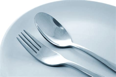 Spoon Fork plate with spoon and fork www pixshark images