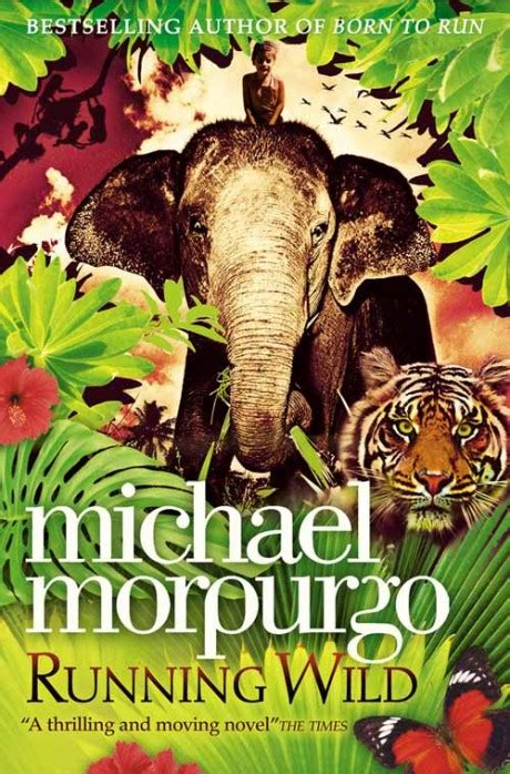 running wild running wild michael morpurgo