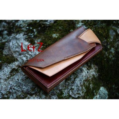 leather wallet pattern free download bag pattern long wallet patterns pdf ccd 26 leathercraft