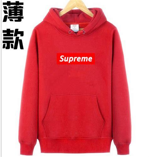 supreme hoodie uk mens supreme hip hop hoodie embroidered cotton sweater