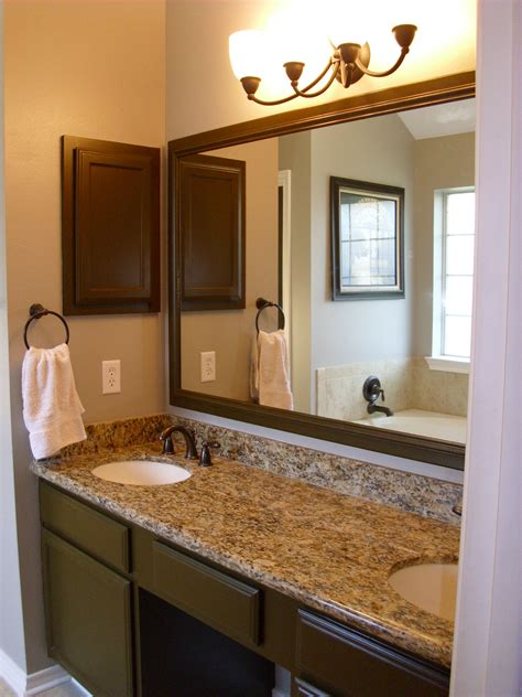 wooden framed bathroom mirrors wood framed bathroom mirrors beautiful house plans