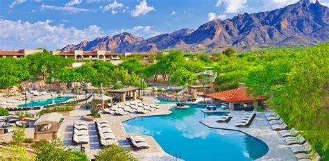 resorts in tucson tucson az health wellness resort spa westin la