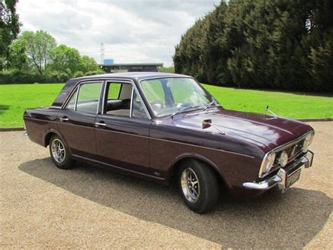 Mk Small Preloved 1968 ford cortina ford cortina mk2 1600e for sale in king