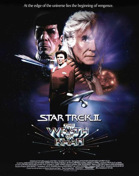 Star Trek Ii Wrath Khan 1982 Star Trek The Wrath Of Khan 1982 Best Films Ever Pinterest