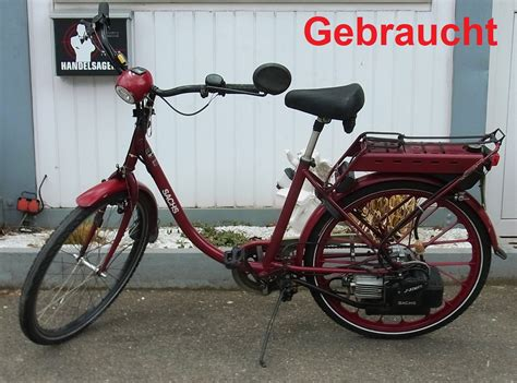 Sachs Motor F R Fahrrad by Sachs Herkules Saxonette F Classic Bj 7 2000 Typ 519