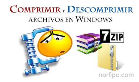 comprimir imagenes jpg en linea como comprimir y descomprimir archivos programas y formatos