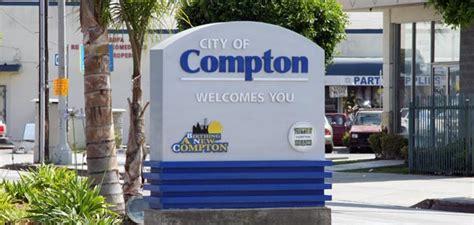 Compton Welfare Office by Welcome Senator Isadore Iii