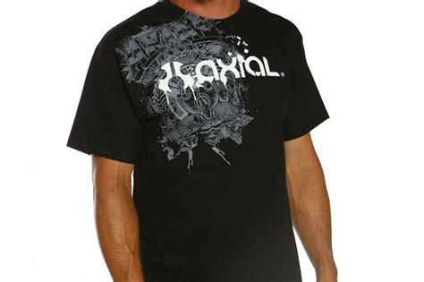 axial racing axial crest logo shirt s